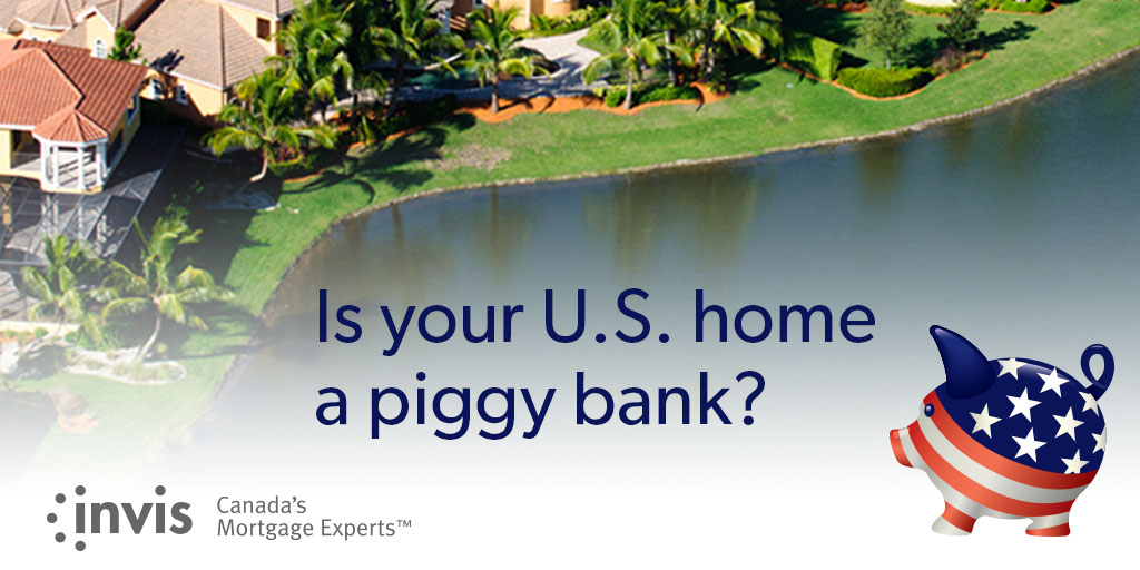 Is Your US Home a Piggy Bank